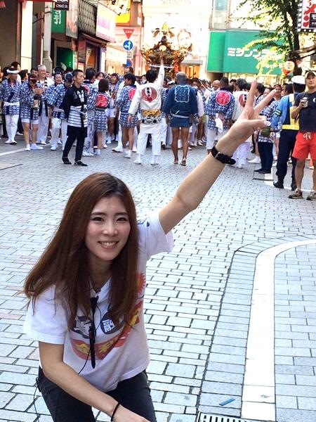 新宿十二社・熊野神社例大祭